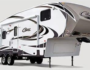 Keystone RV Cougar 334RDBWE