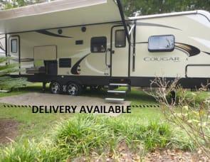 Keystone RV Cougar Half-Ton Series 29BHS