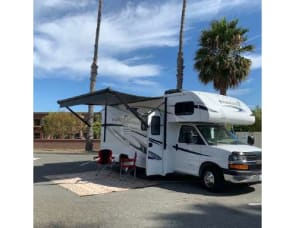 Forest River RV Forester 2861DS Chevy