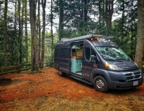 Dodge Ram Promaster 3500 Extended