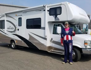 Forest River RV Forester 3121DS