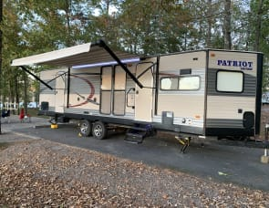 Forest River RV Patriot Edition 274DBH