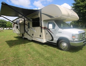 Thor Motor Coach chateau 30D Chevy
