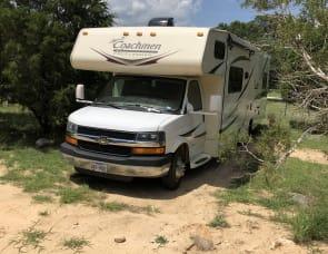Coachmen RV Freelander 32BH Chevy 4500