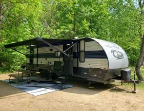 Forest River RV Cherokee Grey Wolf 26DBH