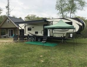 Keystone RV Sprinter Campfire Edition 29FWBH
