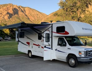 Forest River RV Forester 2501TS Ford