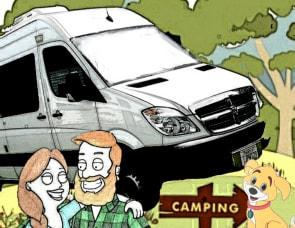Dodge Sprinter Van