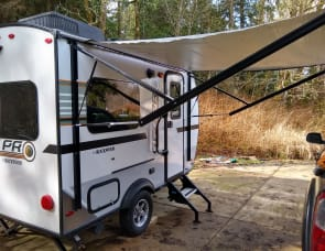 Forest River RV Rockwood Geo Pro 14FK