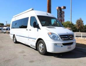 Airstream RV Interstate Interstate Ext Lounge