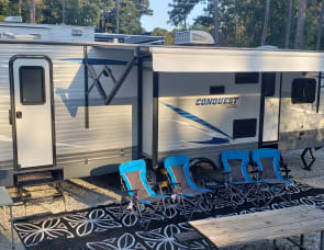 Gulf Stream RV Conquest 288ISL