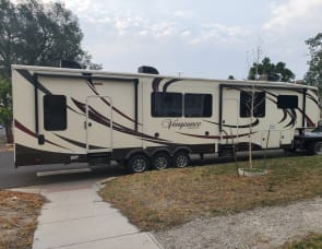 Forest River RV Vengeance Touring Edition 39R12