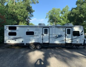 Forest River RV Flagstaff Classic Super Lite 832BHIKWS