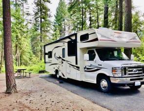 Coachmen RV Freelander 27QB Ford 350