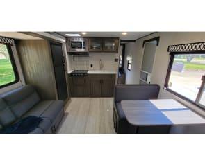 Shasta RVs Oasis 25RS