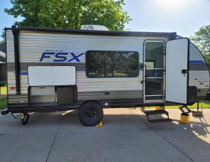 Forest River RV Salem FSX 179DBK