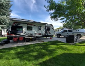 Forest River RV Shockwave T21FQMX