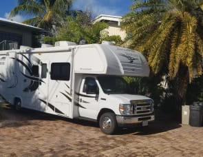 Fleetwood RV Jamboree Searcher 31M