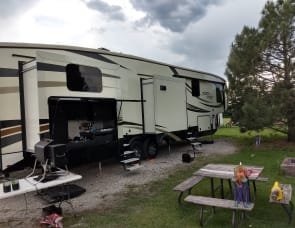 Jayco North Point 375BHFS