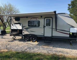 Dutchmen RV Coleman Light LX 2155BH