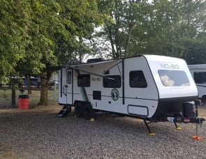 Forest River RV No Boundaries NB19.1