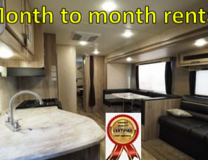 Month to month rental $1,750.00 Coachmen/Catalina SBX 291BHS