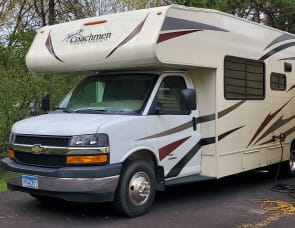Coachmen RV Freelander 27QB Chevy 4500