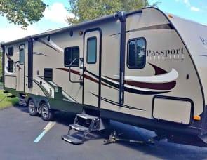 Keystone RV Passport 3220BH Grand Touring