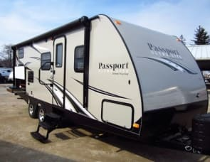 Keystone RV Passport 2400BH Grand Touring