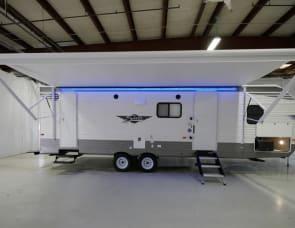 Shasta RVs Oasis 26DB