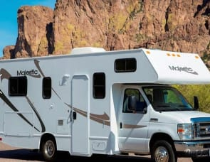 Thor Motor Coach Four Winds 23S