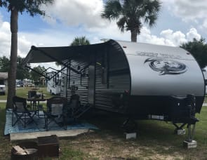 (1) All Inclusive Grey Wolf Bunkhouse 23DBH (1) We fit in the tent/pop up sites at Disney
