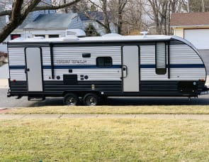 Forest River RV Cherokee Grey Wolf 23DBH