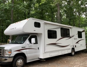 Winnebago Itasca Spirit 31K