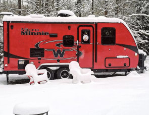 The Red Rover - Winnebago Micro Minnie