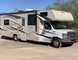 Coachmen RV Leprechaun 270QB Ford 350