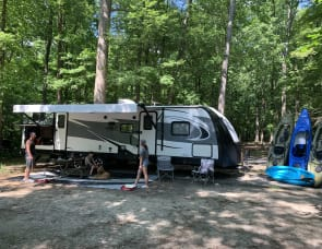 Forest River RV Vibe 308BHS