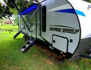 Forest River RV Cherokee Alpha Wolf 26DBH-L