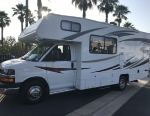 Coachman Freelander 21QB - Chevy 4500