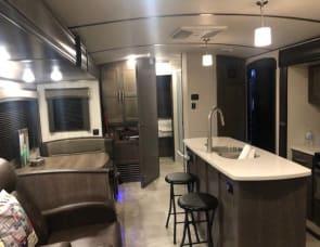 CrossRoads RV Sunset Trail Super Lite SS331BH
