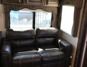 Keystone RV Cougar 31SQBWE