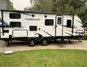 Keystone RV Passport 240BHWE SL Series