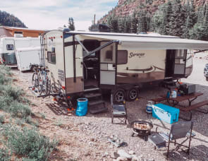 Forest River RV Surveyor 251RKS