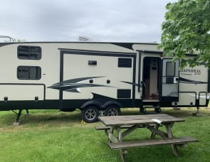Coachmen RV Chaparral Lite 29BHS