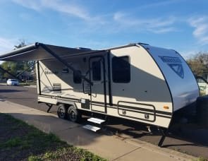 Winnebago Industries Towables Micro Minnie 2306BHS