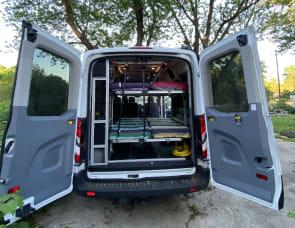 Ford Transit T350 XLT Midroof VanDOit