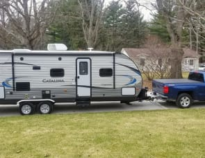 Coachmen RV Catalina SBX 261BHS