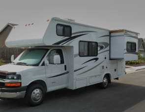 Forest River RV Forester LE 2251LE Chevy