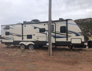 CrossRoads RV Sunset Trail Super Lite ST290QB