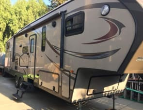 Forest River RV crusader bhs 296